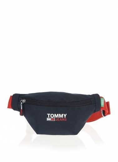 Tommy Hilfiger Messenger / Askılı Çanta Lacivert